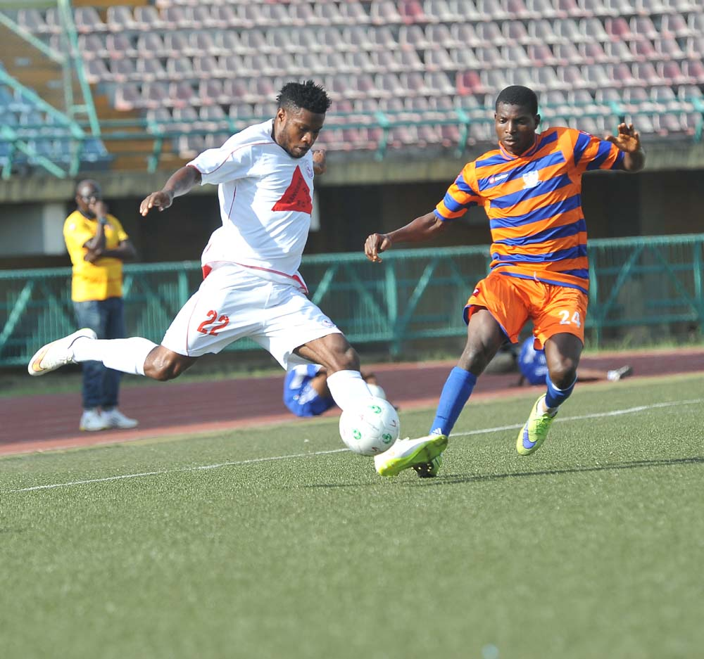 Rangers Pip Wikki, Go Top Of NPFL