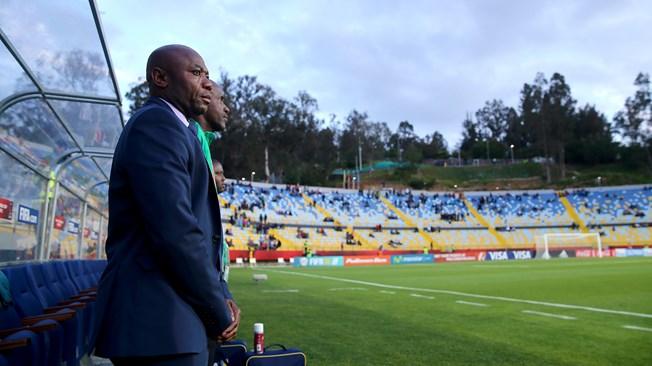 George Abbey Praises Amuneke's U17 W/Cup Final Feat