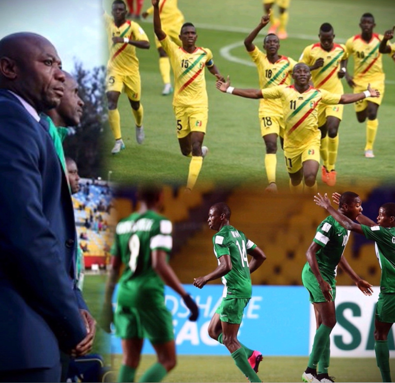 Amuneke: It'll Be Interesting Defending World Title Against Mali