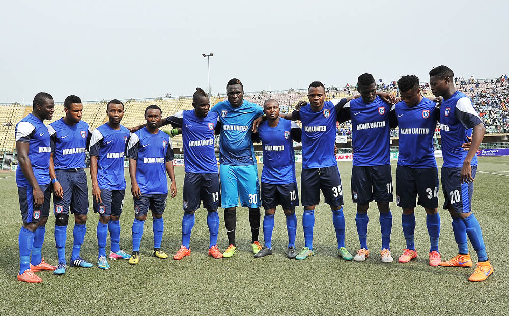 Paul Bassey: Akwa United Can't Do Without The Four Players At CHAN Eagles' Camp