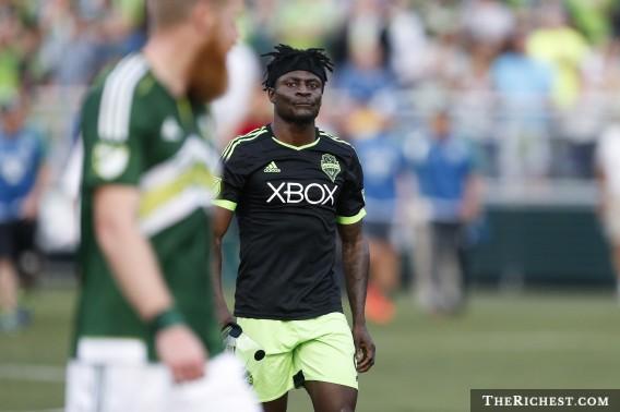 Obafemi Martins Bags Hat-trick In All Stars Game