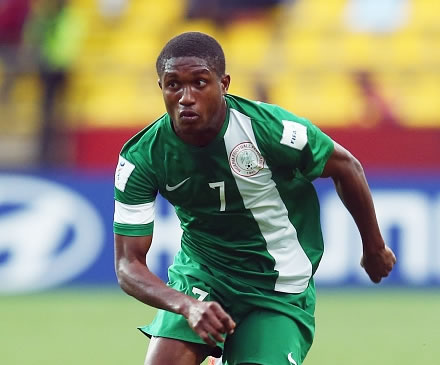 Ex-Eaglet Bamgboye Undergoes Medicals At Hungarian Club Haladas