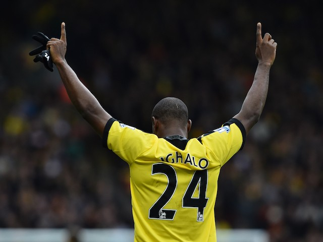 Watford Manager: Ighalo Is 'Biggest Scorer' This Season