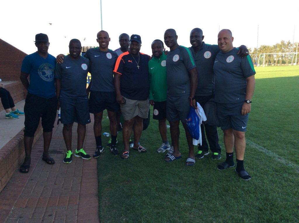 CHAN: South African Legend Jomo Sono Backs Home Eagles