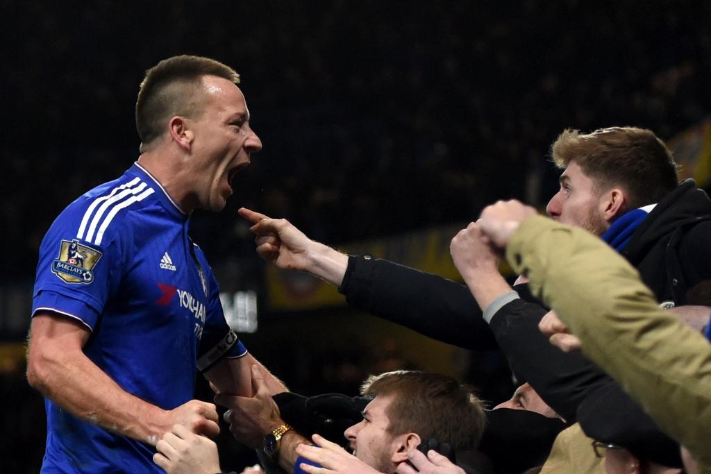 Chelsea Vs Everton: Hiddink Admits Terry Was Offside, Explains Extra Minute