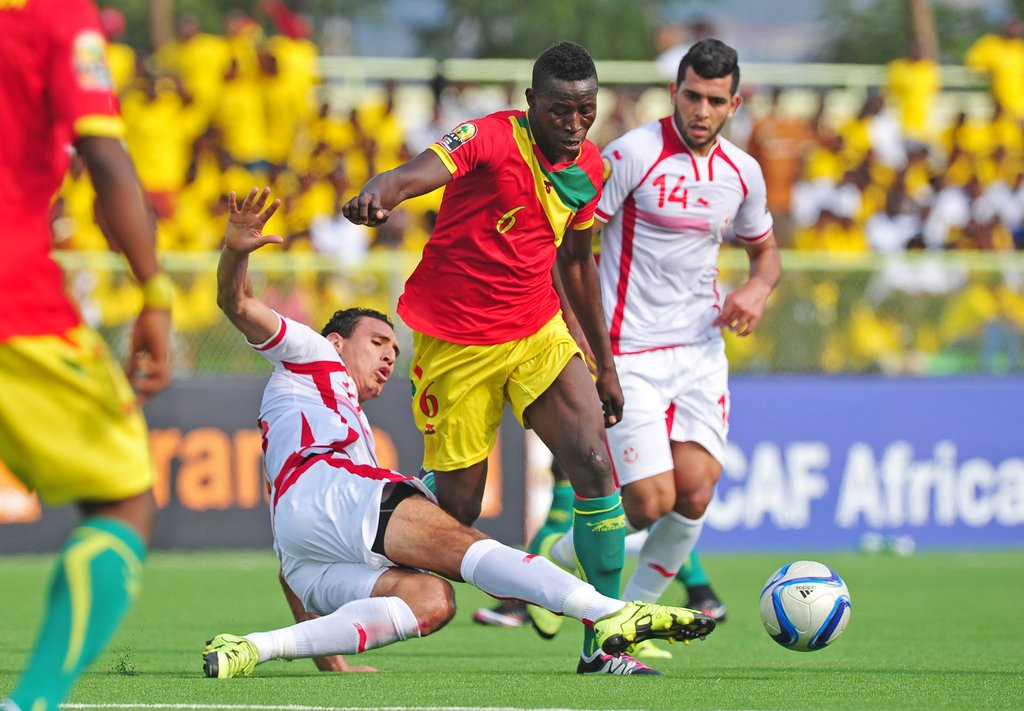 CHAN 2016: Tunisia, Guinea Battle To Thrilling Draw