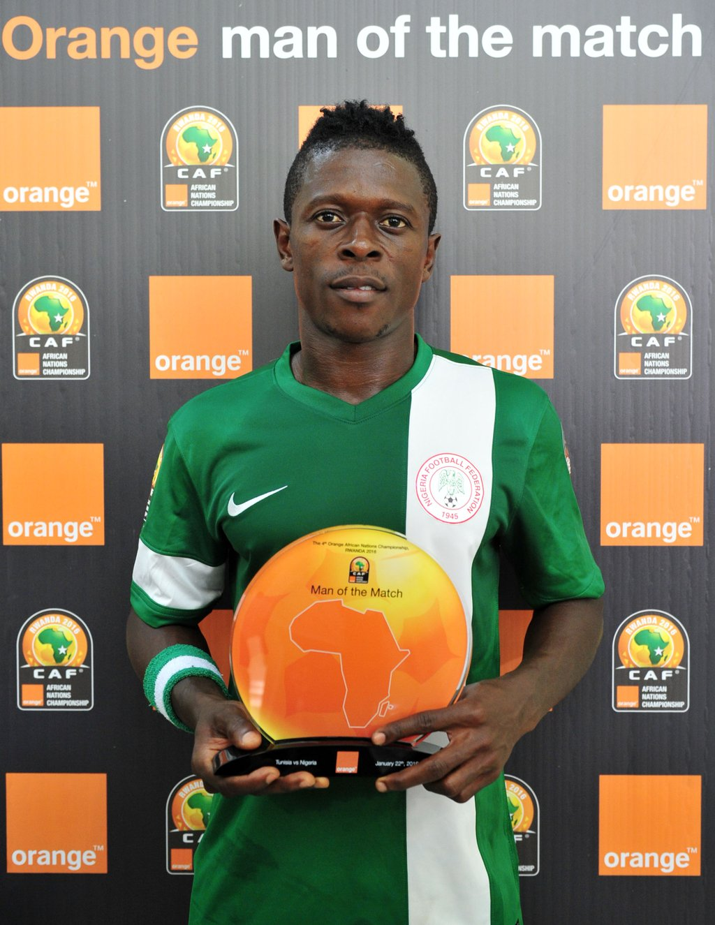 Okoro Named Man Of The Match, Promises More