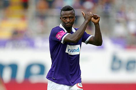 Kayode Confirms Schalke, Wolfsburg Interest