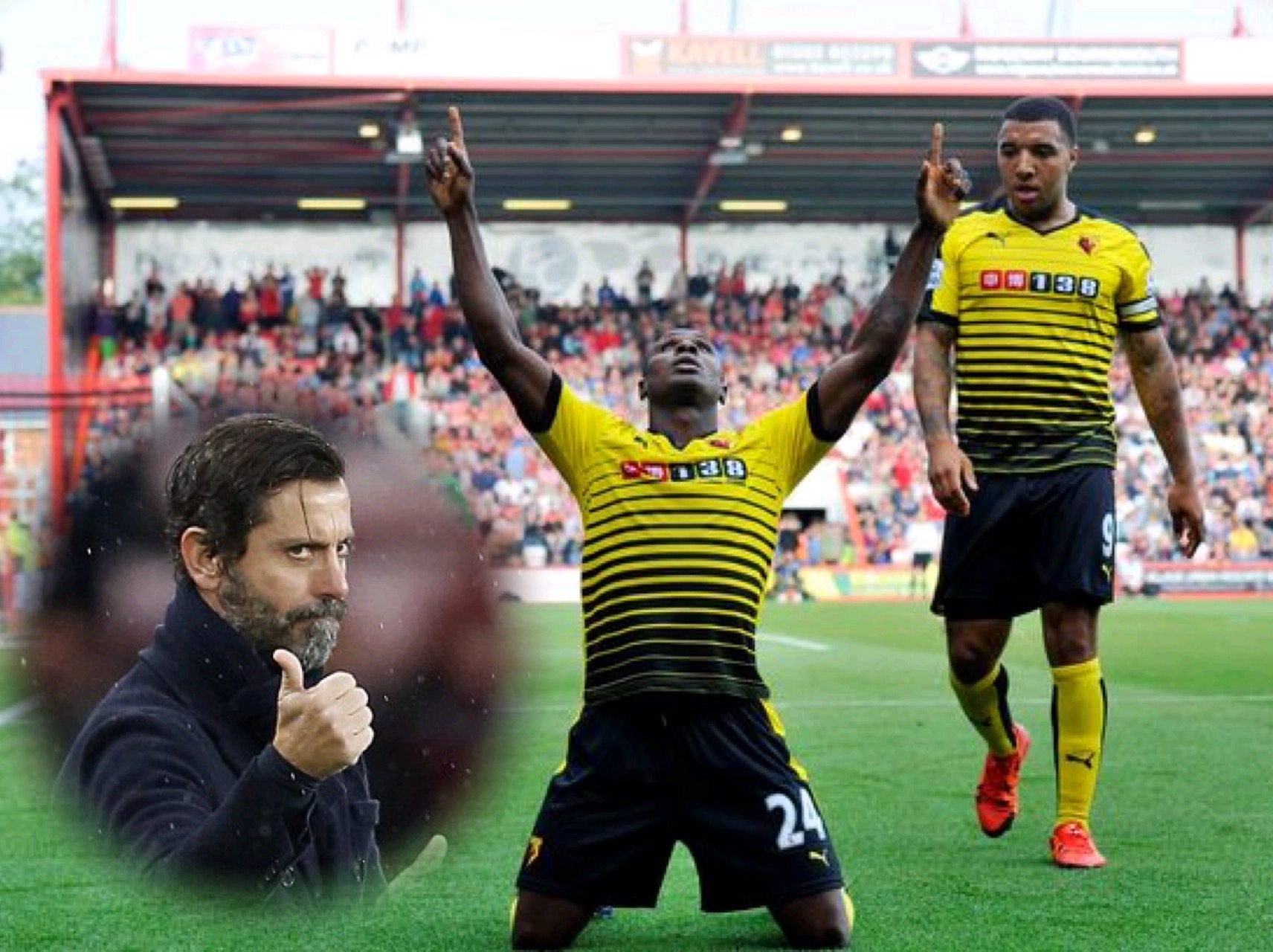 Watford Coach Blasts EPL Panel Over Ighalo's Goal Deduction