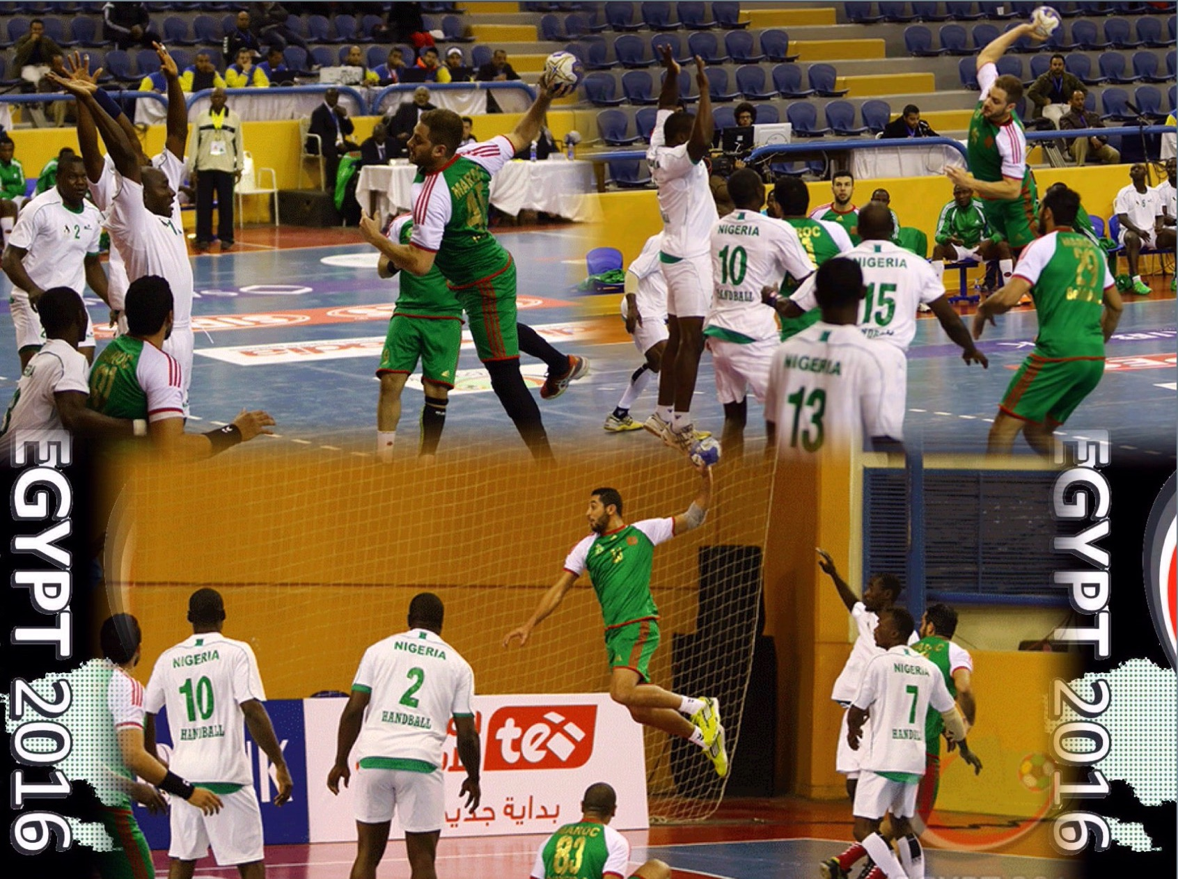 Handball AFCON: Nigeria Lose Third Match Vs Morocco