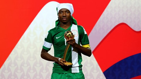 Nwakali Lands In London; Set To Finally Seal Arsenal Deal