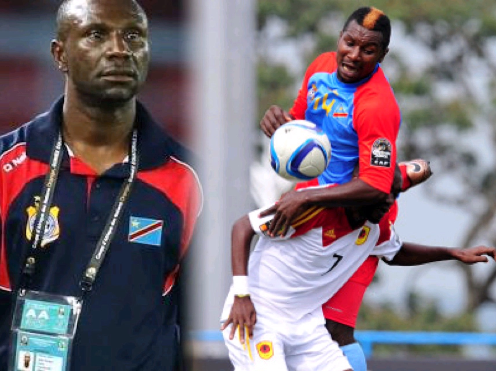 DR Congo Coach, Ibenge: We're Happy Nigeria Are Out Of CHAN