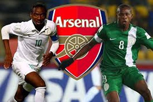Arsenal To Splash £6m On Nwakali, Chukwueze