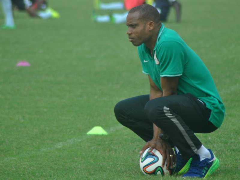 NFF Threaten To Suspend, Demote Oliseh Over CHAN Utterances