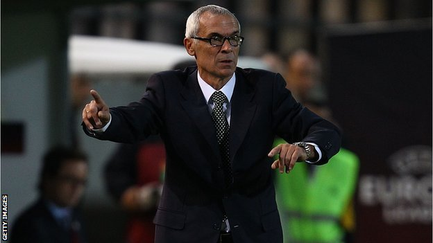 Cuper: Egypt Will Attack Against Nigeria In Alexandria