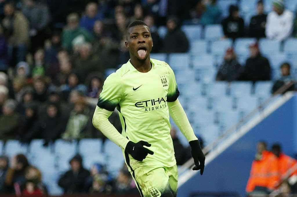 Iheanacho: Man City Vs Spurs Is A Cup Final