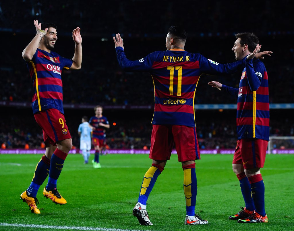 Ronaldo Dismisses Messi, Suarez, Neymar Off-Field Friendship