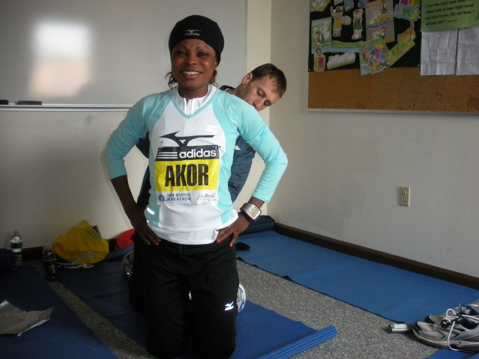 Akor: I Want To Run For Nigeria In Rio