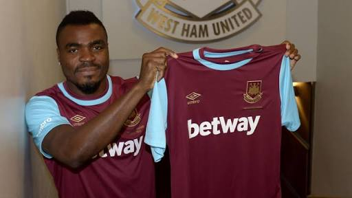 Emenike Linked With £5.5m-A-Year Summer Deal In China