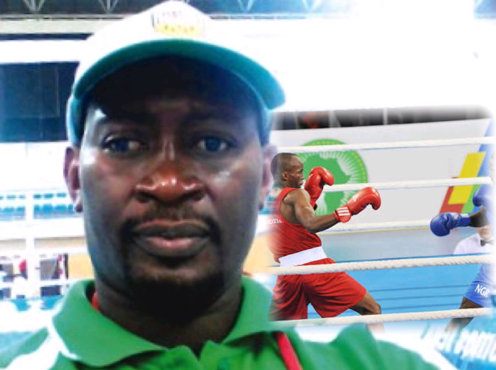 Nigerian Boxers Land In Cameroon For 2016 Olympics Qualifiers
