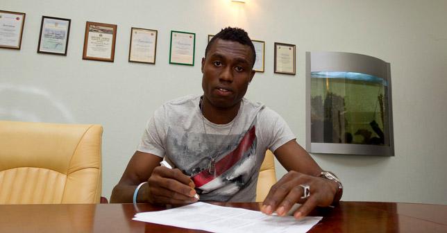 Michael Odibe joins Romanian side Concordia Chiajina
