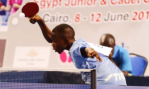 Nigeria Set For ITTF Junior Circuit In Egypt