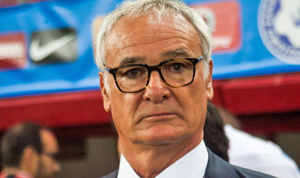 Ranieri Targets Third Place, Rules Out Leicester Exit