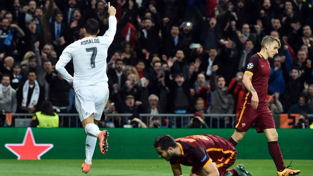Real Madrid, Wolfsburg Cruise To Champions League Quarter-Finals