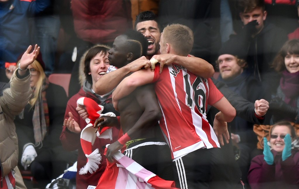 Mane Doubles Seals Southampton's Comeback Win Over Liverpool
