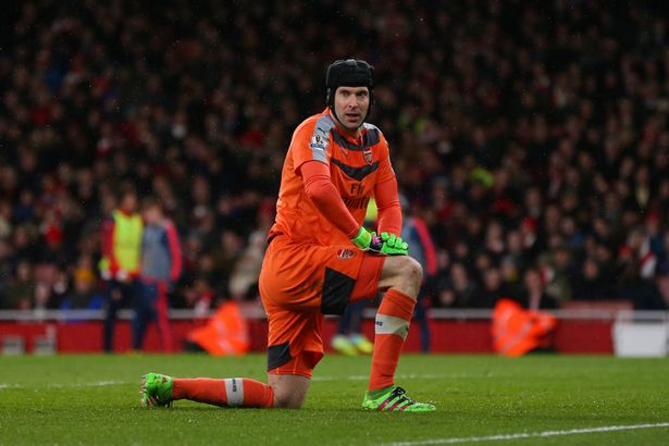 Cech Out For One Month; To Miss Spurs, Barca Clashes