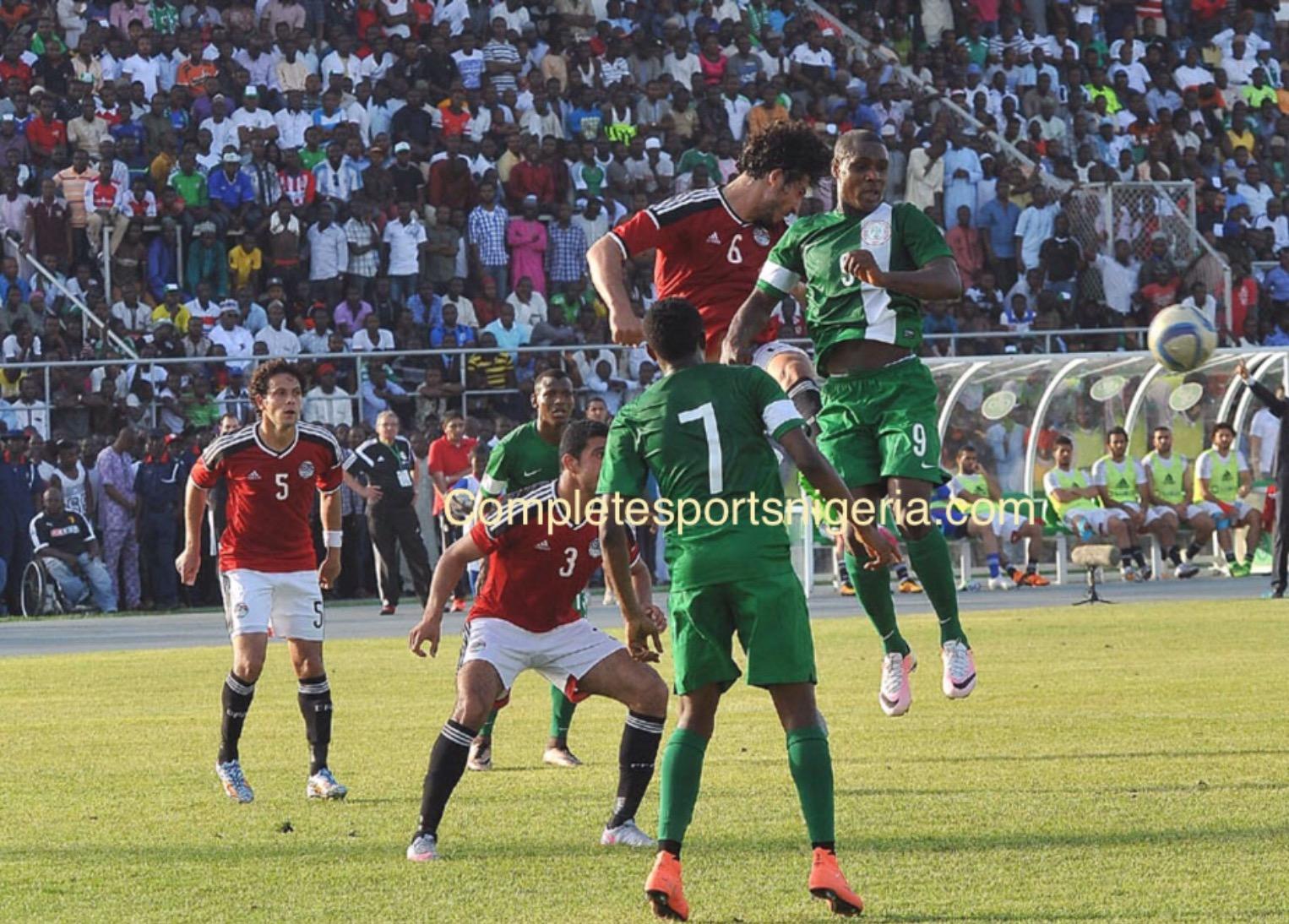 Idah Blames NFF For Nigeria's 2017 AFCON Failure