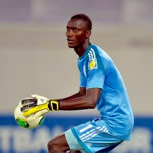 Alampasu Celebrates Super Eagles Recall, Wishes Ikeme Speedy Recovery