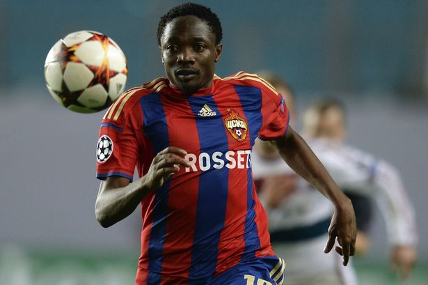 Musa Fires CSKA Close To Russian Title
