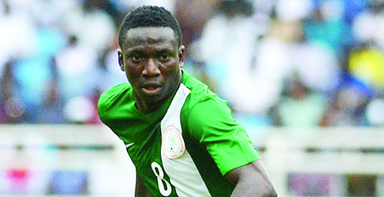 Etebo Set For Feirense Debut On Sunday
