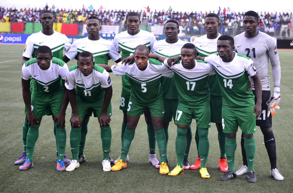 Rio 2016: U-23 Eagles Drawn Against Colombia, Sweden, Japan In Rio 2016
