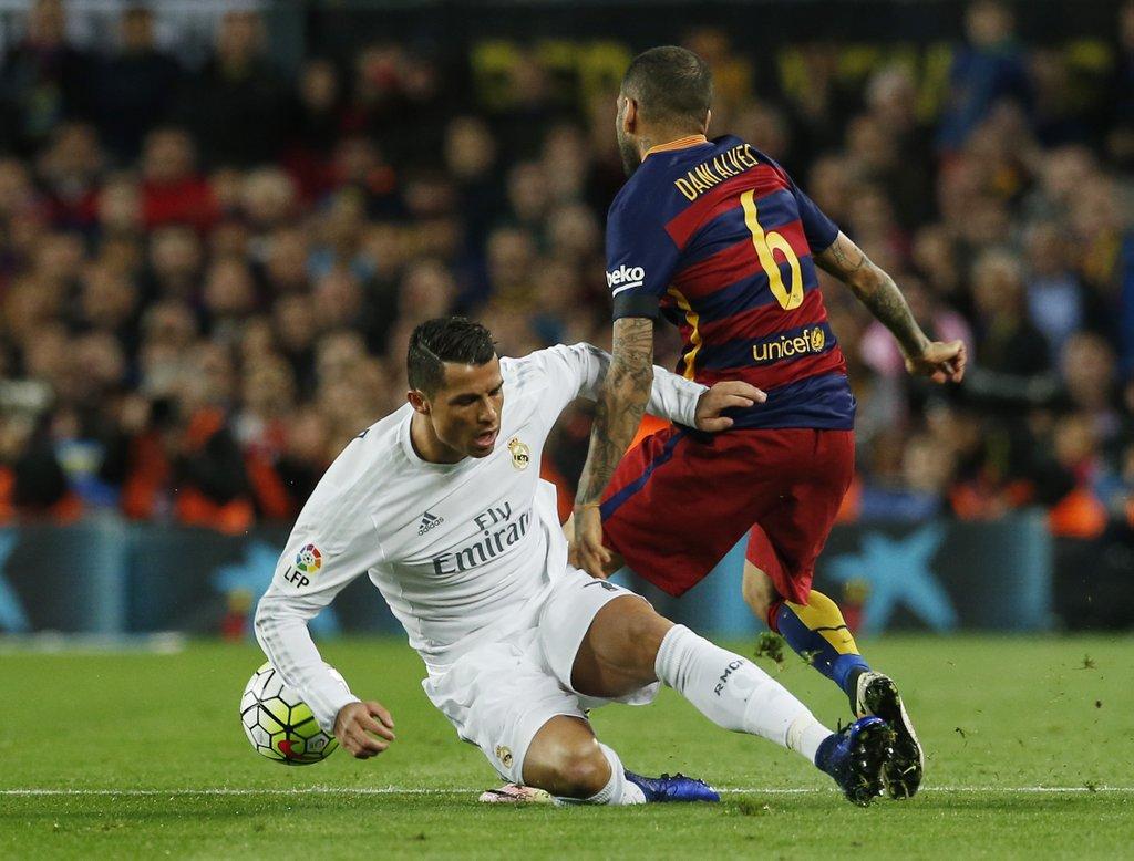 Ronaldo Strike Seals El Clasico Win Against Barca