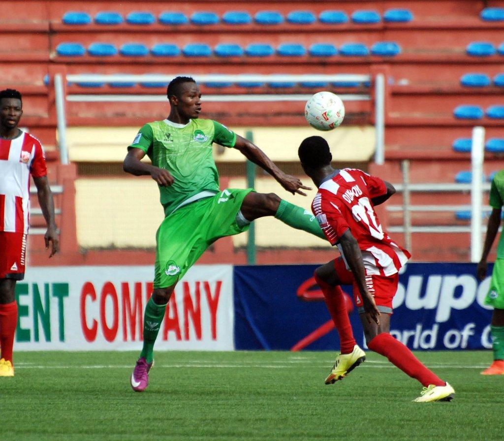 NPFL: Nasarawa United Overcome Stubborn Heartland