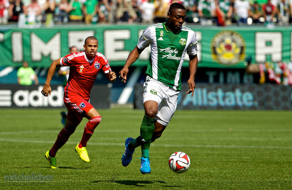Adi Pleased To Score 11th Goal For Portland Timbers