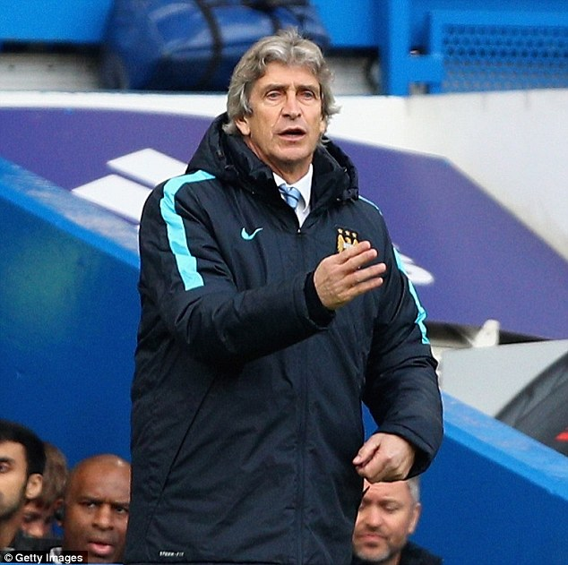 Pellegrini Thrilled City Avenged FA Cup Defeat To Chelsea