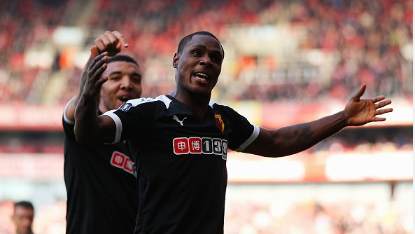 "Deeney: ""Good Goalsorer"" Ighalo Will Always Score"
