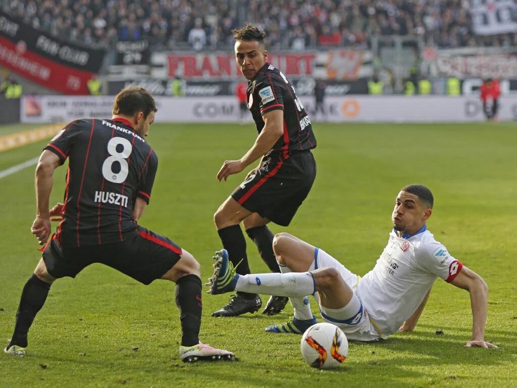 Balogun Suspension Reduced By German FA