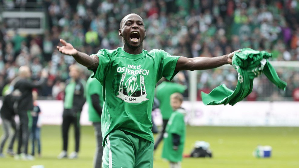 Ujah Escapes Relegation With Bremen, Balogun's Mainz Claim Europa Spot