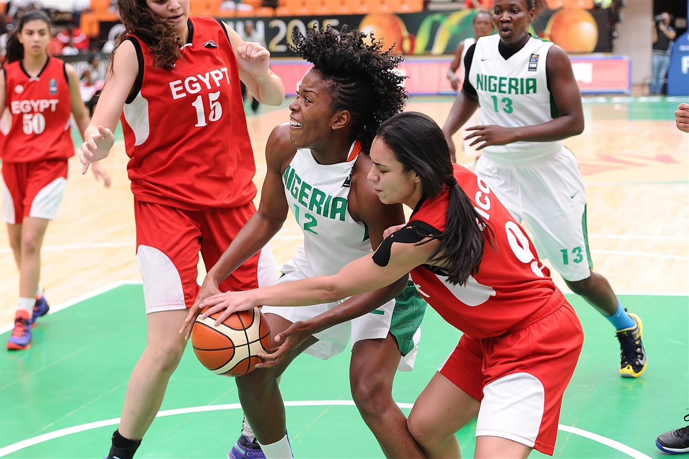 D'Tigress Fall To Belarus In Olympic Qualifiers Opener