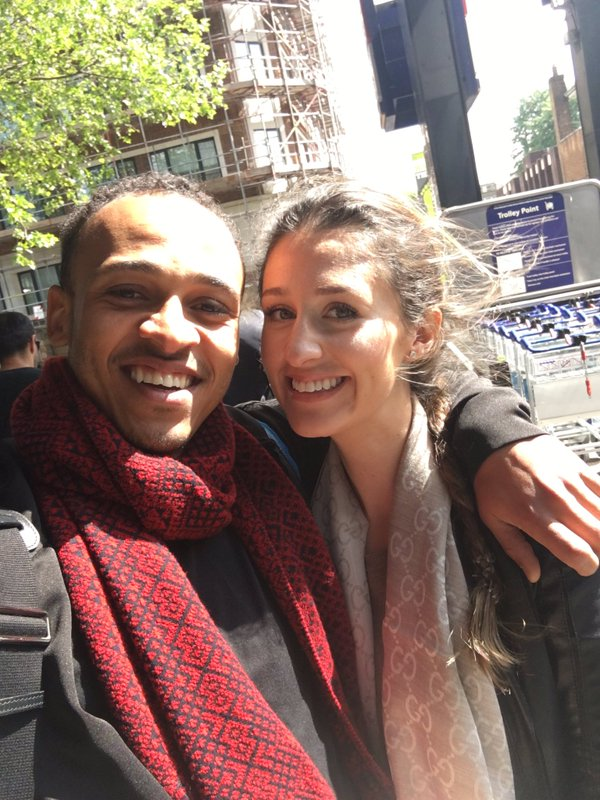 Osaze Celebrates Four Years Of Marriage, Expects Baby Girl