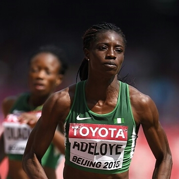 IAAF Slam 8-Year Ban On Adeloye; Okagbare Out Of Birmingham Race