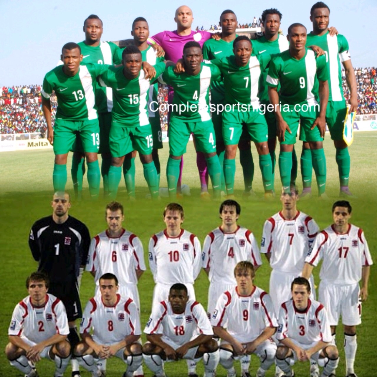 Super Eagles, Luxembourg Clash Now Holds May 31