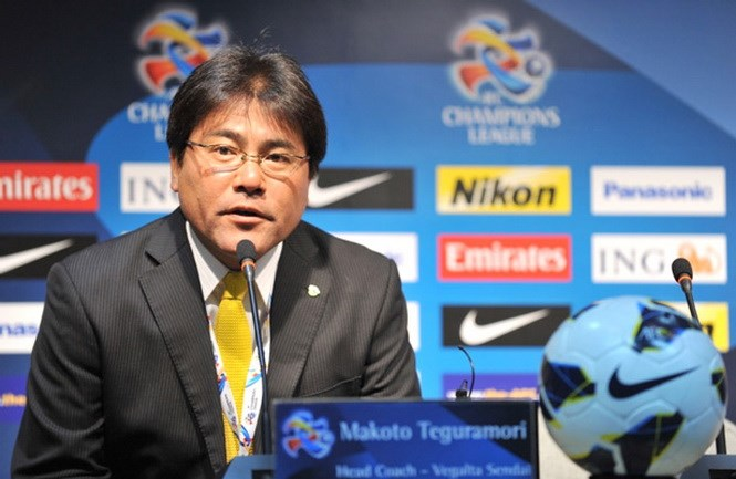Japan Coach Teguramori Wary Of Nigeria Despite Defeating South Africa