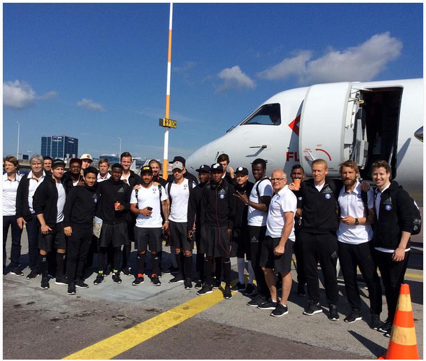 Taiwo, Oduamadi Land In Lithuania For Europa Clash