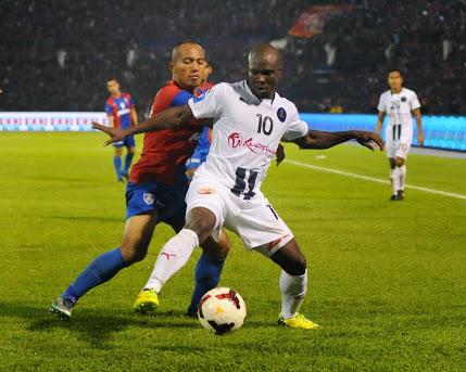 Angers SC Move Excites Dickson Nwakaeme