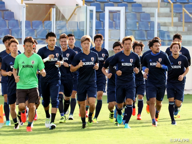 Olympics: Japan Coach, Striker Eager For Nigeria Clash